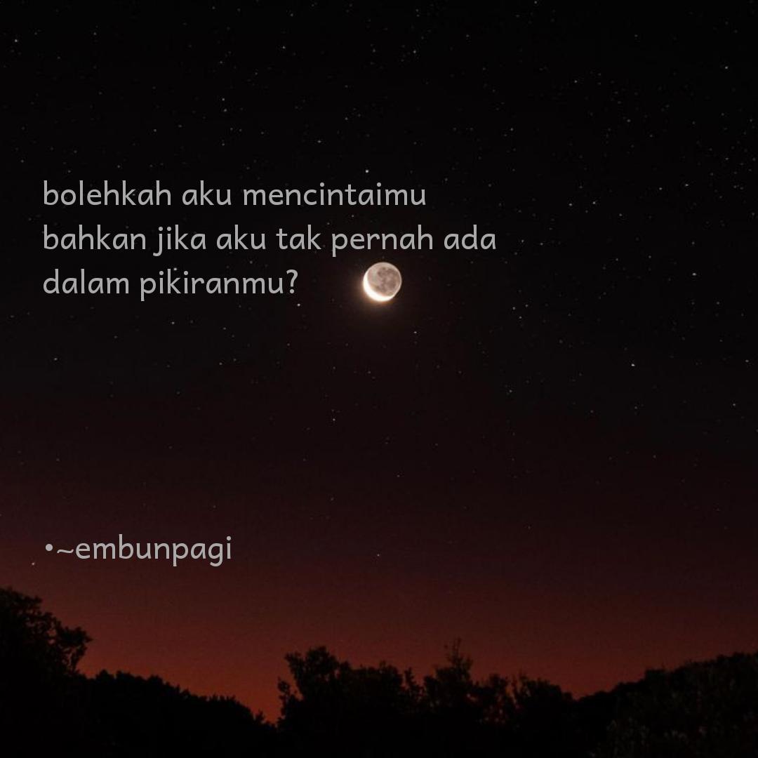 puisi ini kutulis untukmu