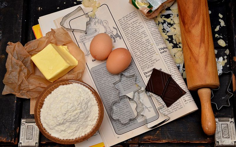 Bahan Kue Berkualitas