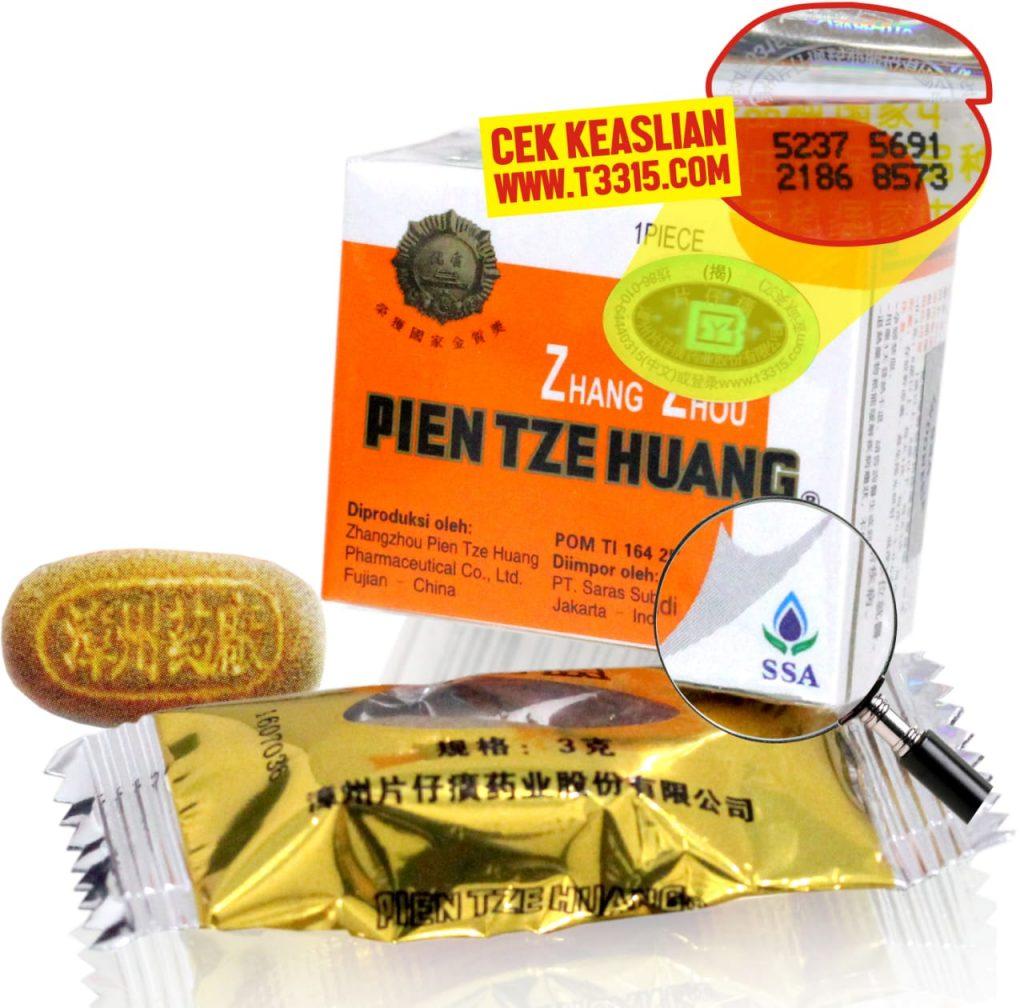 Pien Tze Huang setyodewi.com